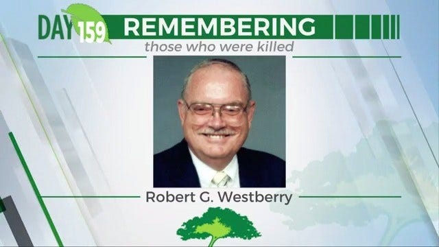168 Day Campaign: Robert Westberry