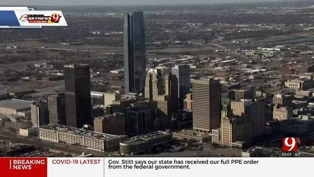 Forecasted Sales Tax Decline Leaves Oklahoma Cities Facing Tough Decisions