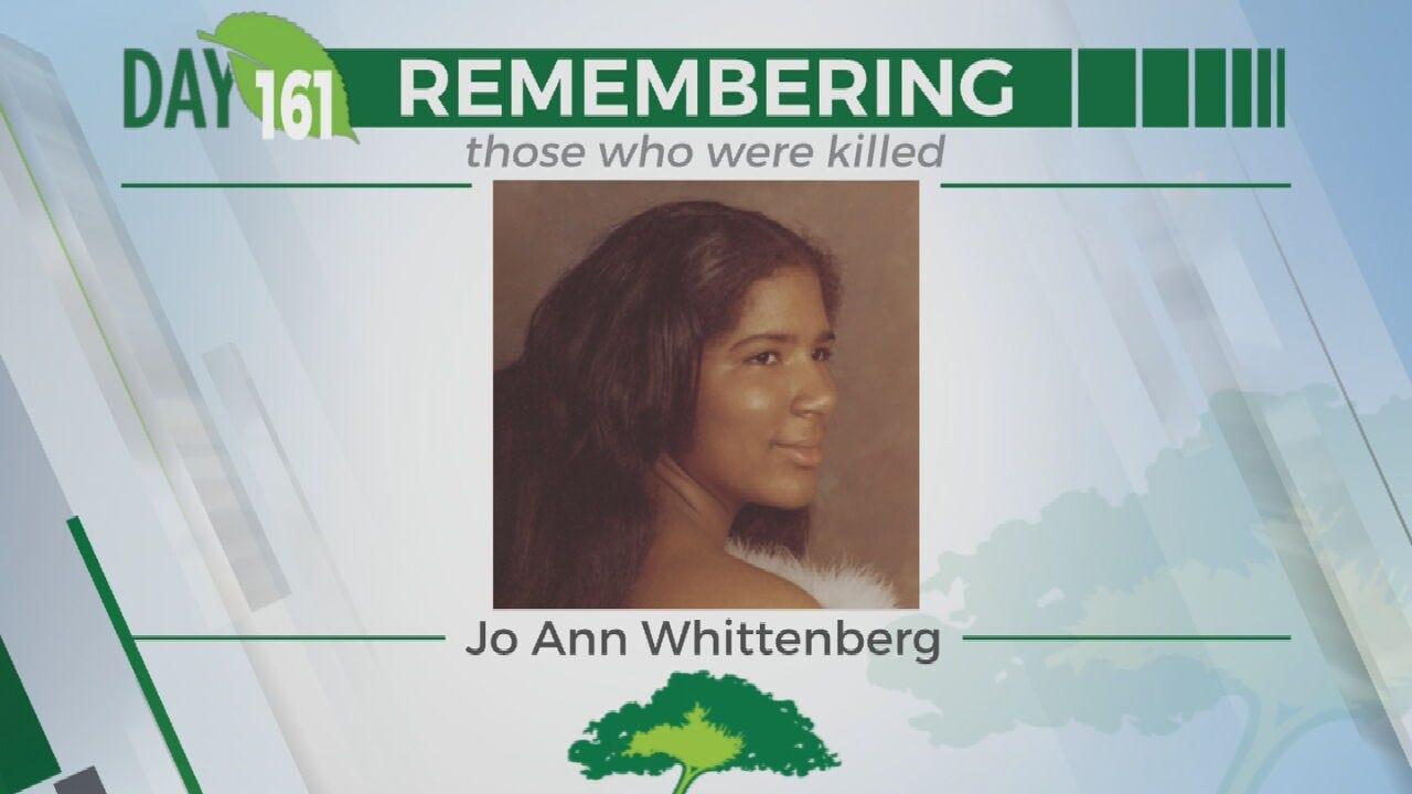 168 Day Campaign: Jo Ann Whittenberg