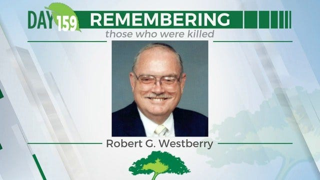 168 Day Campaign: Robert G. Westberry