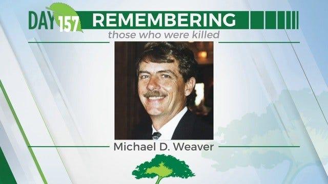 168 Day Campaign: Michael D. Weaver