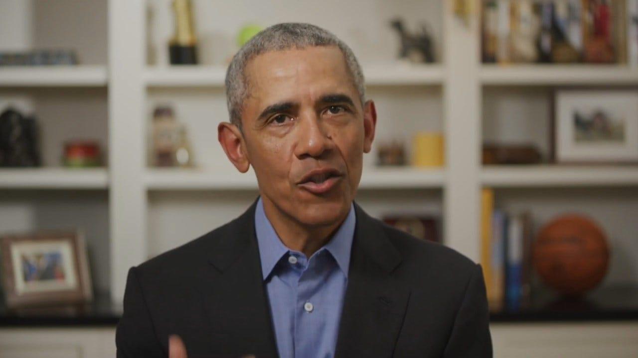 FULL VIDEO: Former President Obama Endorses Joe Biden For President