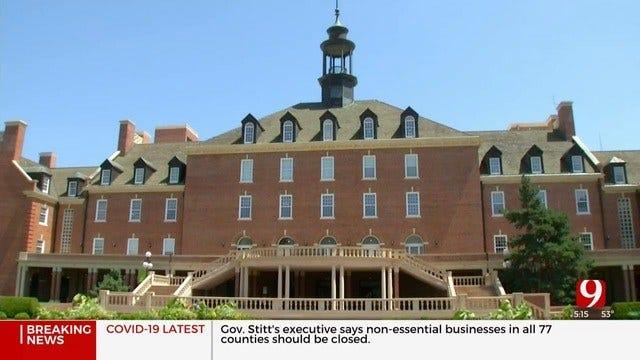 Oklahoma College Students to Receive Cash Coronavirus Grants