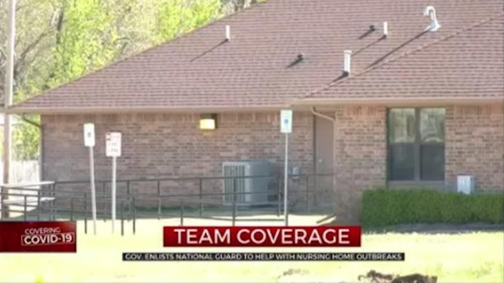 Caddo County Nursing Home Reports Third Coronavirus (COVID-19) Death