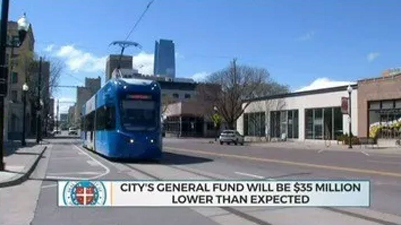 Oklahoma City Expected To See Substantial Budgets Cuts For Fiscal Year 2021