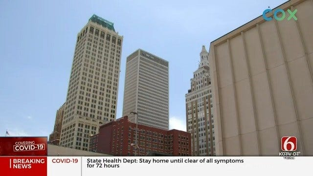City Of Tulsa Make Changes To Next Year's Budget After Coronavirus Impact