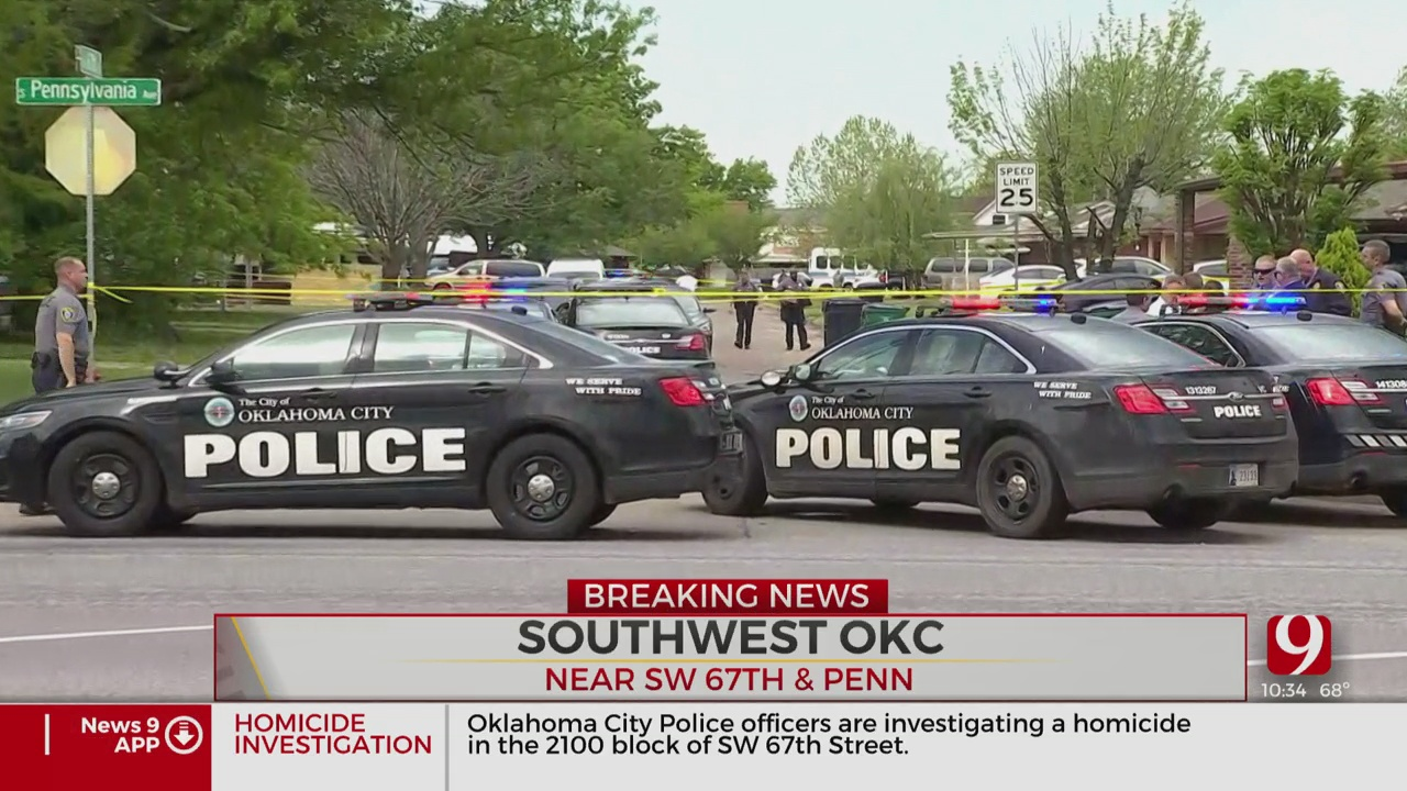 1 Killed In SW OKC Shooting