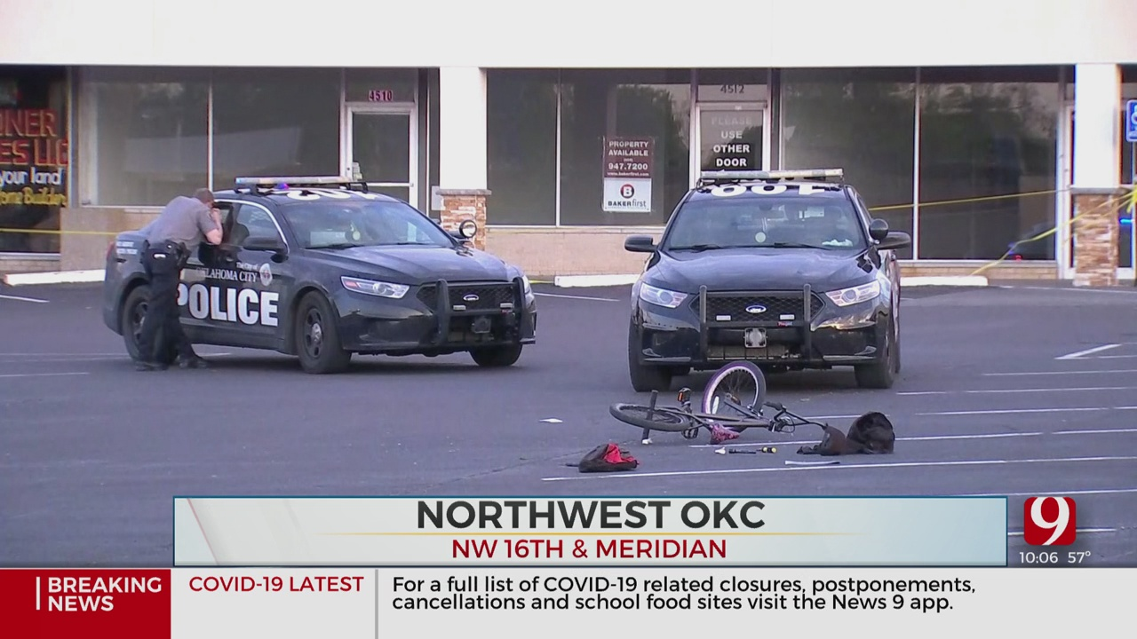 OCPD Reports Shots Fired In Northwest OKC