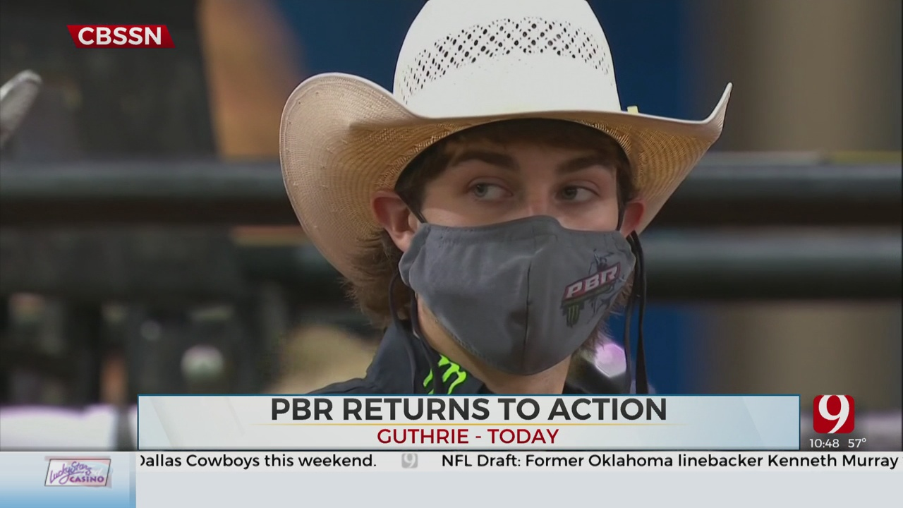 PBR Returns To Competition In Guthrie