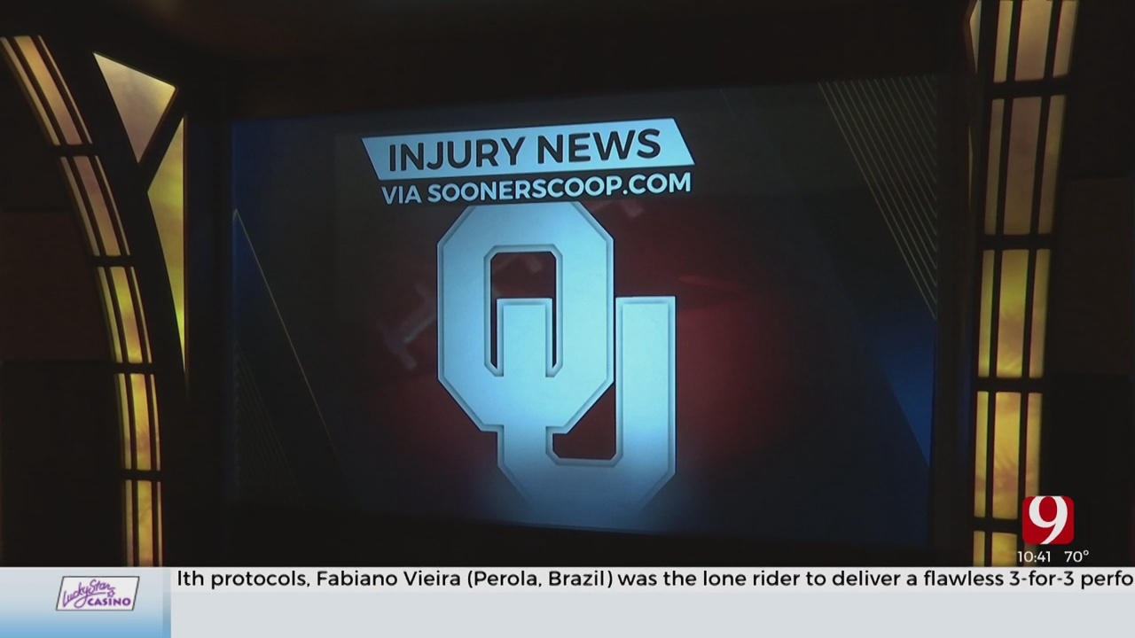 Dean Reacts To The News Of Jadon Haselwood's Injury (Reported By SoonerScoop.com)