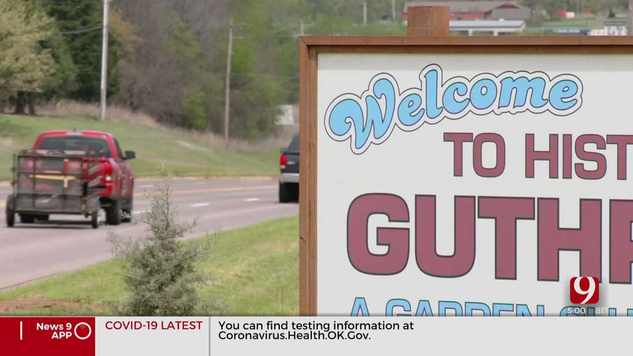 City Of Guthrie Amends 'Shelter In Place' Ordinance