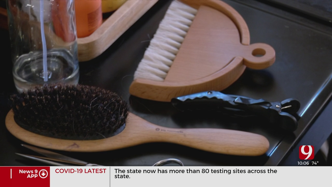 Oklahoma Releases Guidelines For Salons, Barbers Looking To Reopen