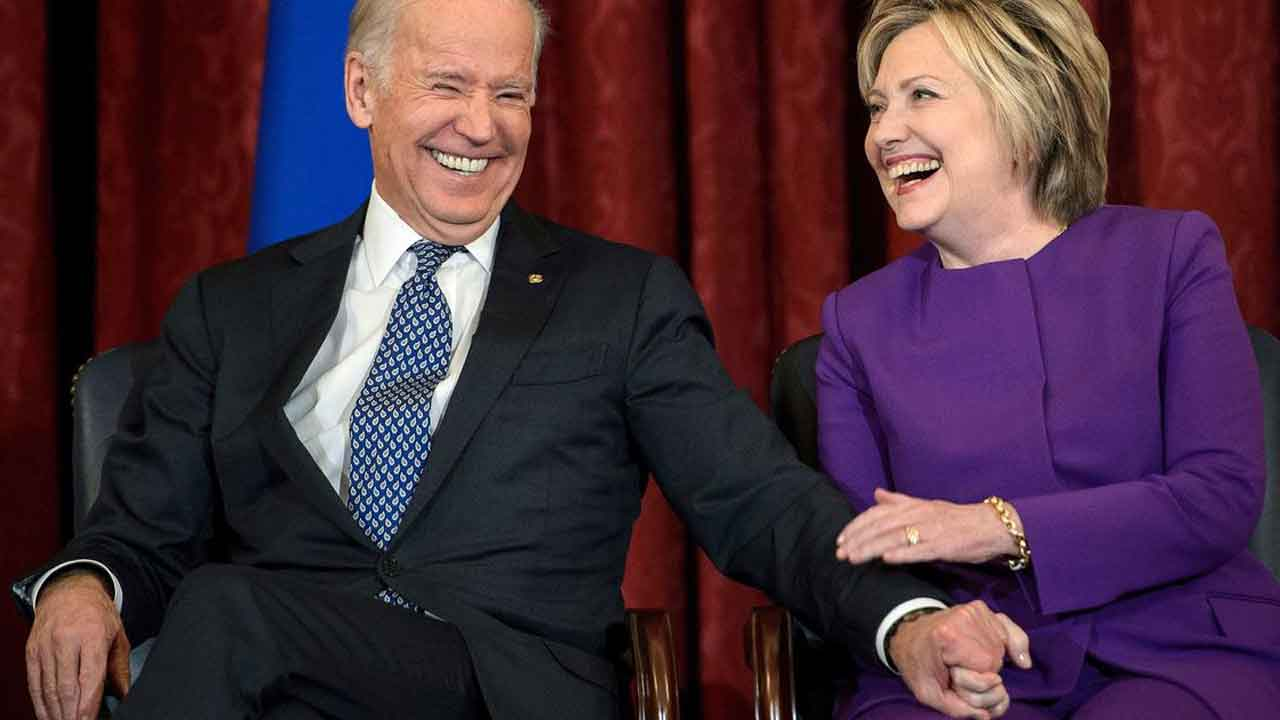 Hillary Clinton Endorses Joe Biden For President