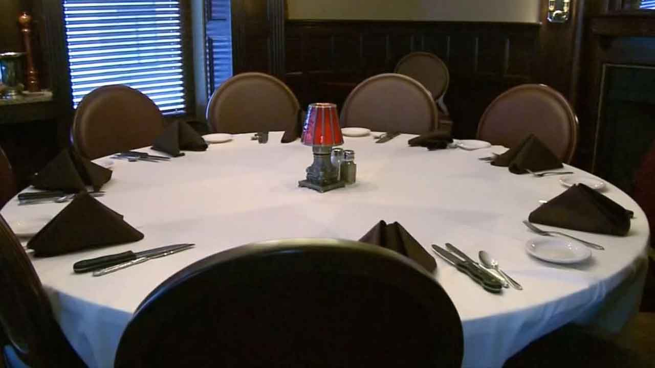 Restaurants Prepare To Follow Guidelines Before The All Clear To Open On Friday