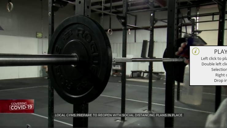 Local Gyms Prepare To Reopen With Social Distancing Plans In Place