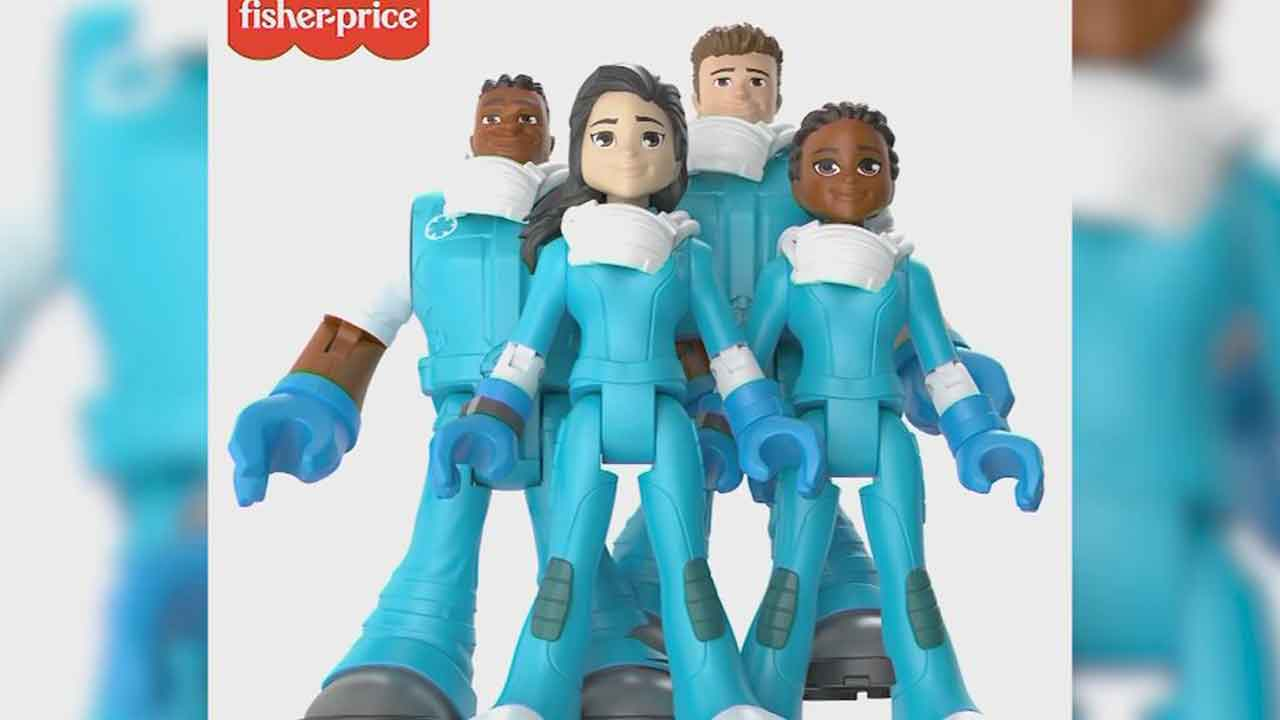 Mattel Launches Thank You Heroes Collection To Honor Frontline Workers
