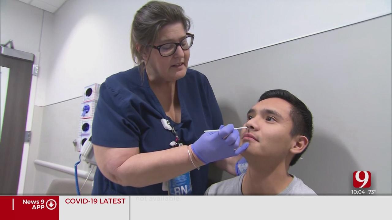 Coronavirus Testing In Oklahoma: Health Departments Announce Van Testing Program