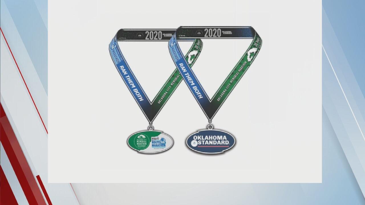 Williams Route 66 Marathon Teams Up With Oklahoma City Memorial Marathon