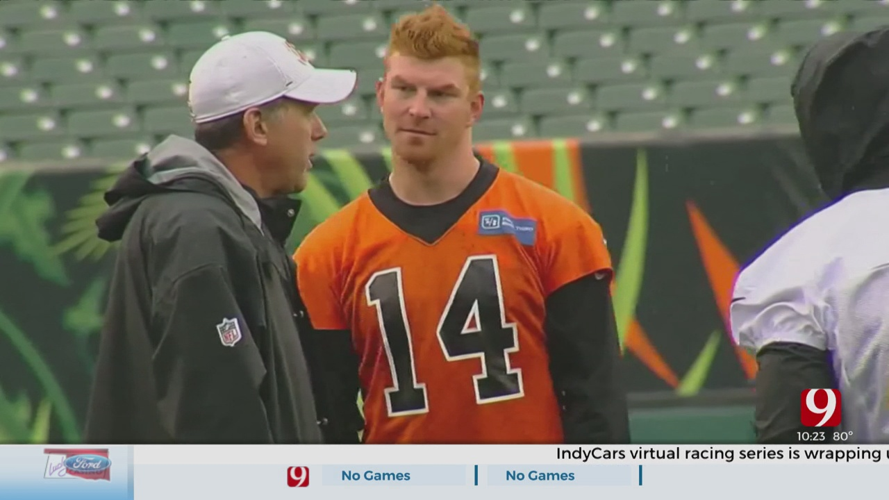 Former Cincinnati Bengals QB Andy Dalton Signs With Dallas Cowboys