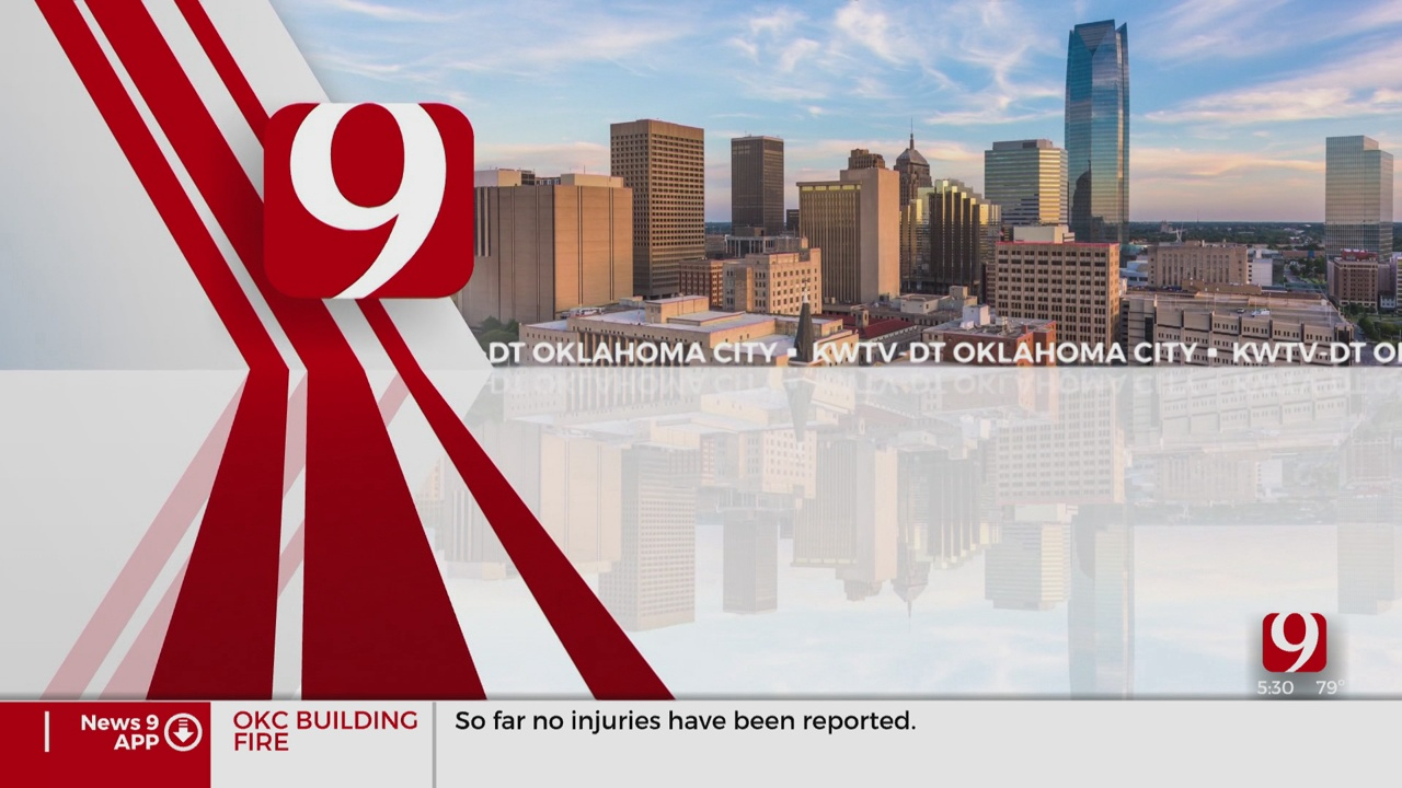News 9 5:30 p.m. Newscast (May 3)