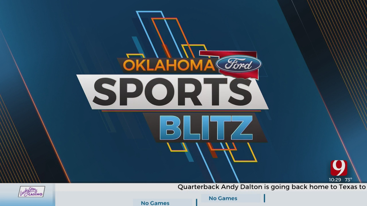 Oklahoma Ford Sports Blitz: May 3