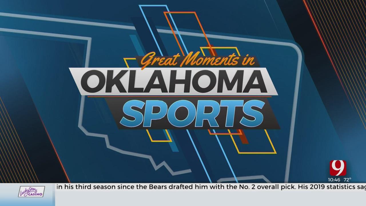 Great Moments In Oklahoma Sports: Tulsa Takes Down Michael Jordan And North Carolina