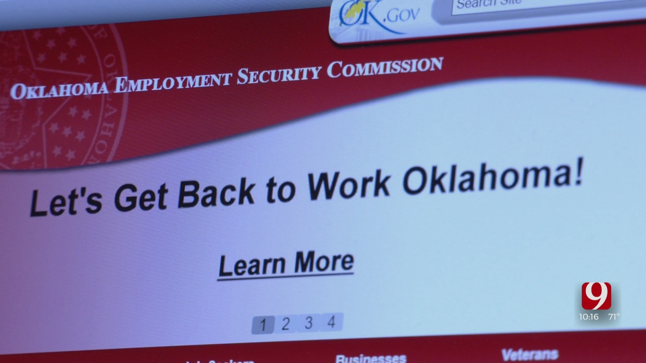 Oklahoma Lawmaker Says Unemployment Agency 'A Total Failure' In Wake Of Pandemic