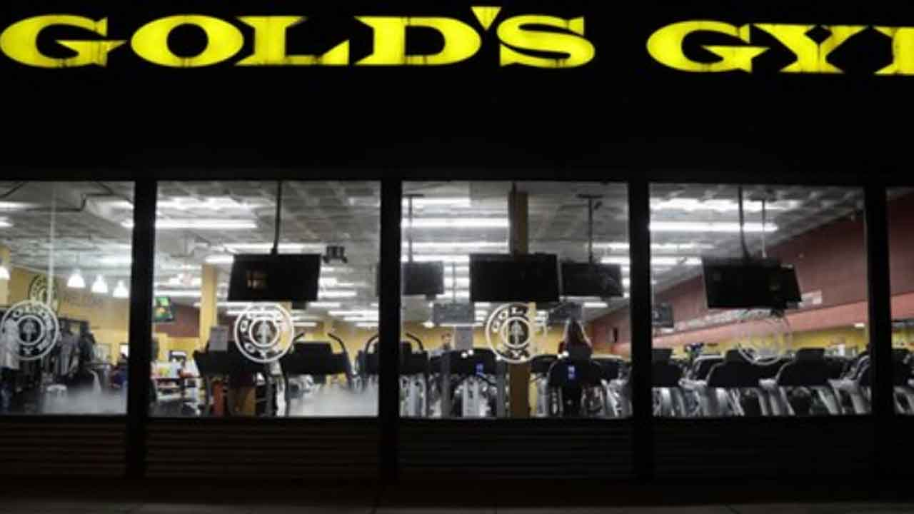 Gold's Gym Files For Bankruptcy After Blow From Coronavirus Pandemic