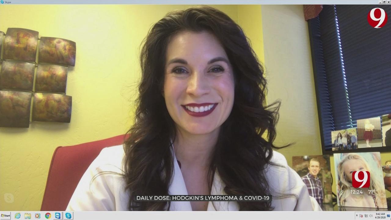 Daily Dose: Hodgkin's Lymphoma & COVID-19