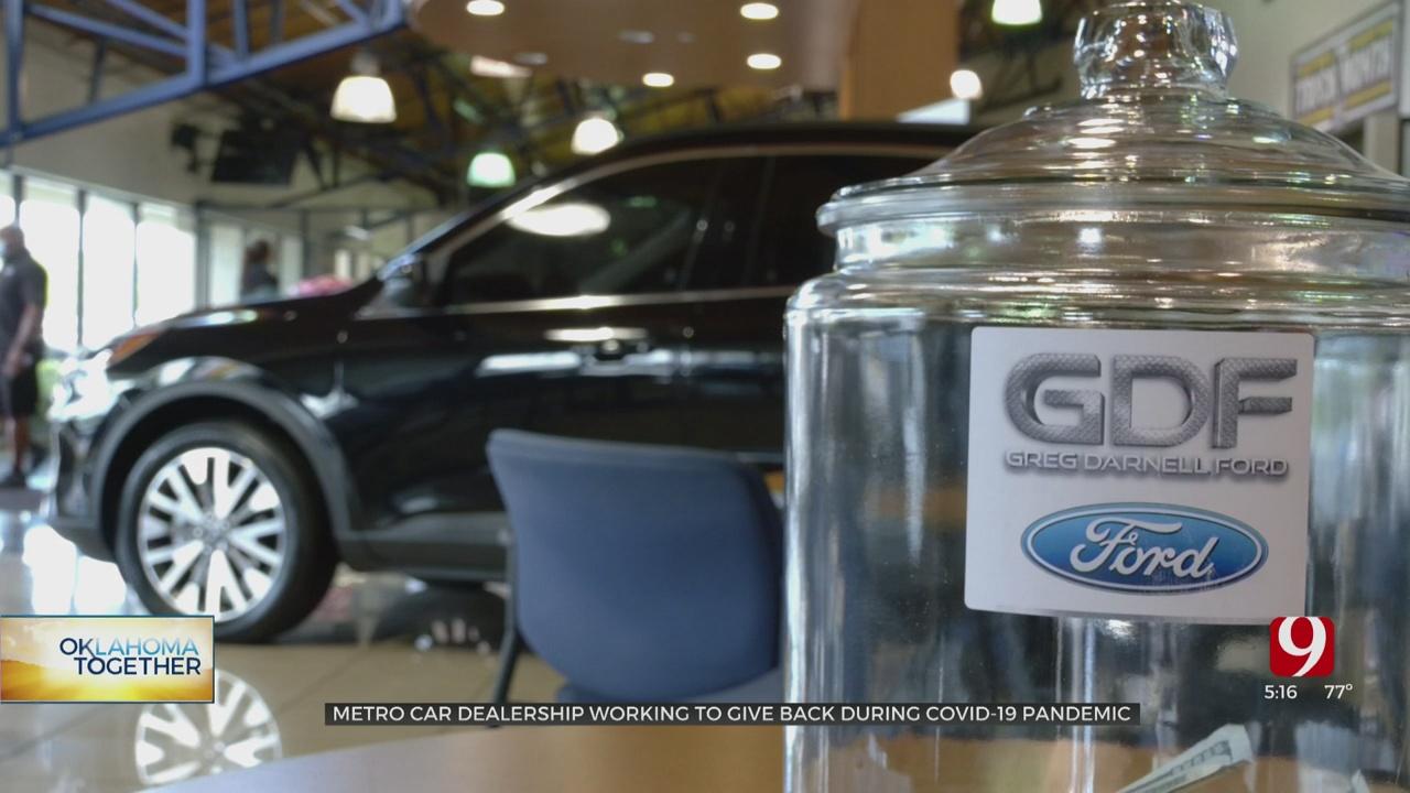 Local Car Dealer Going Big On Gratuity