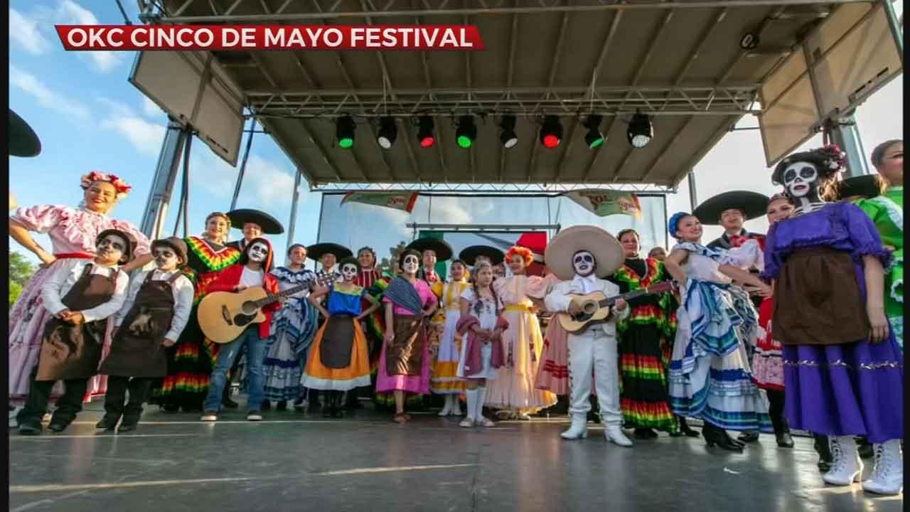 OKC Cinco De Mayo Festival Postponed, To Be Merged With Fall Festival, Organizer Says