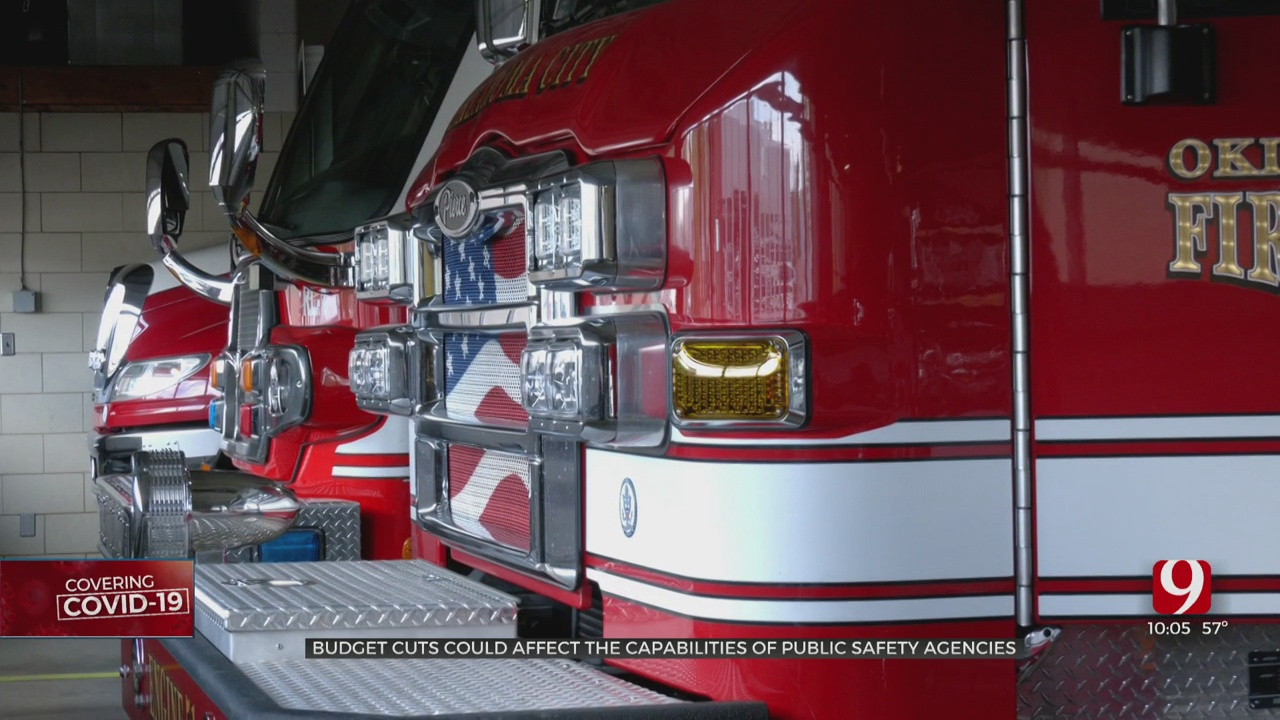 City Leaders Critical Of Oklahoma Tax Structure Amid Public Safety Budget Cuts
