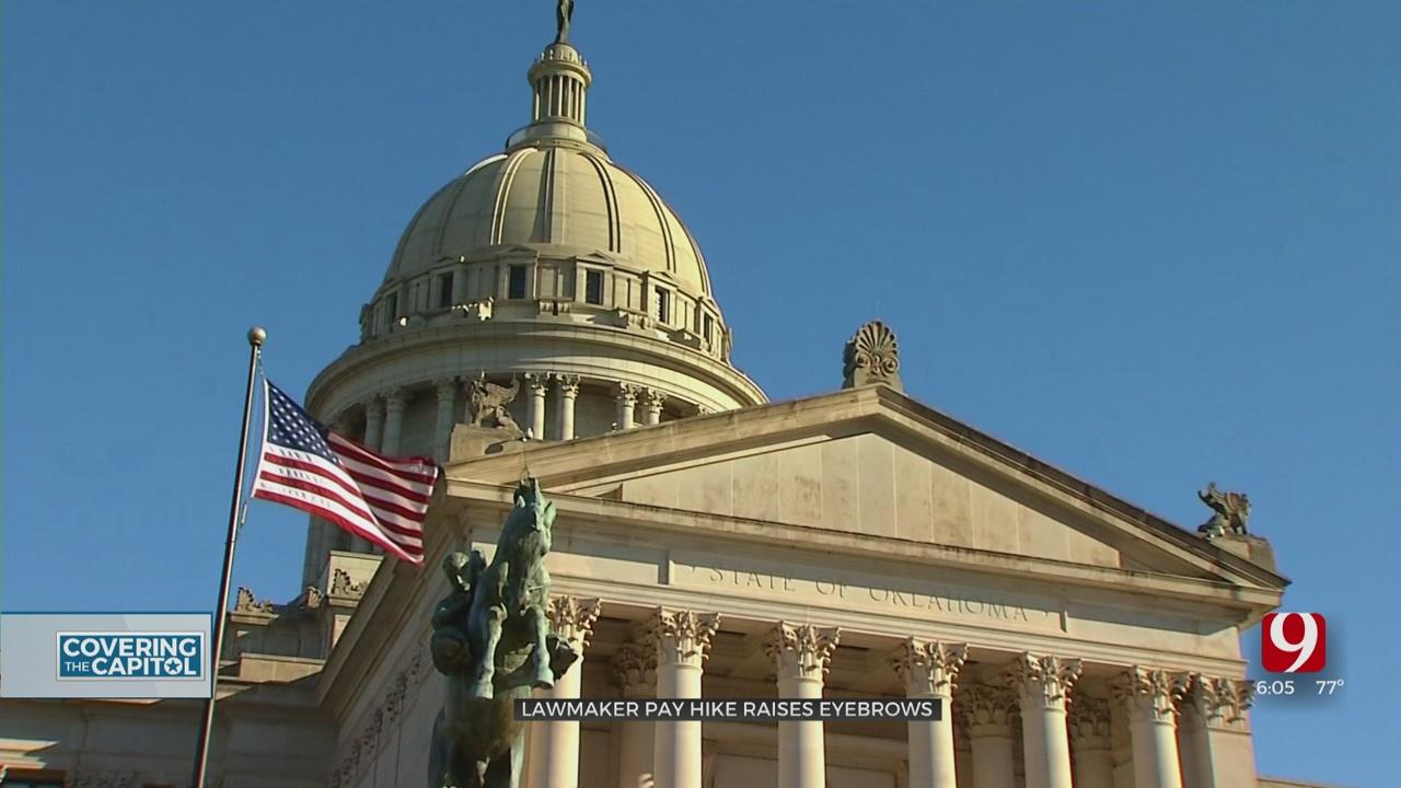Oklahoma Legislature Gets Pay Raise Amid Budget Cuts