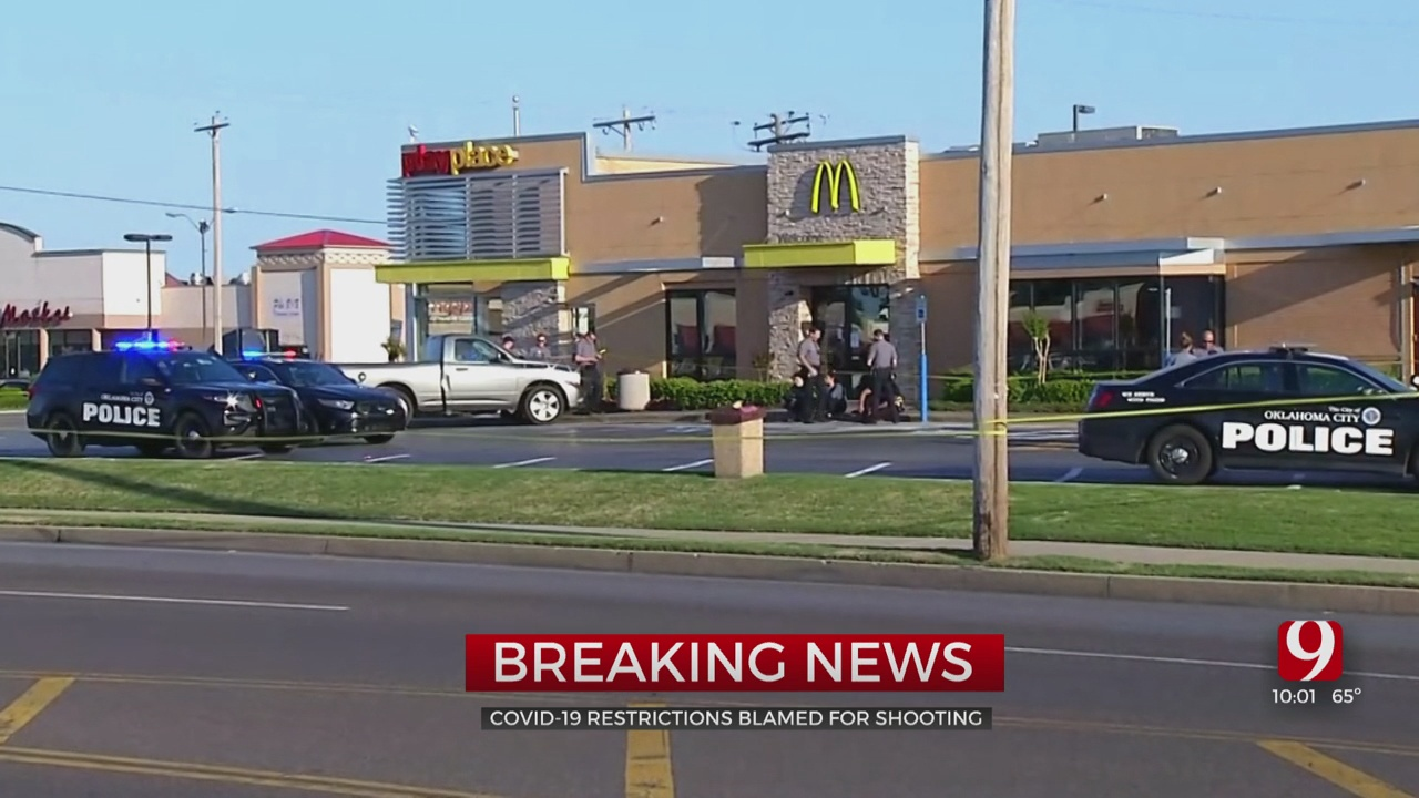 2 Arrested After Allegedly Shooting 2 Employees At SW OKC McDonald's