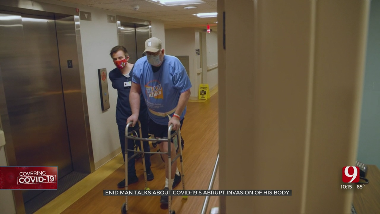 Enid Man Survives Coronavirus After 3 Week  Battle