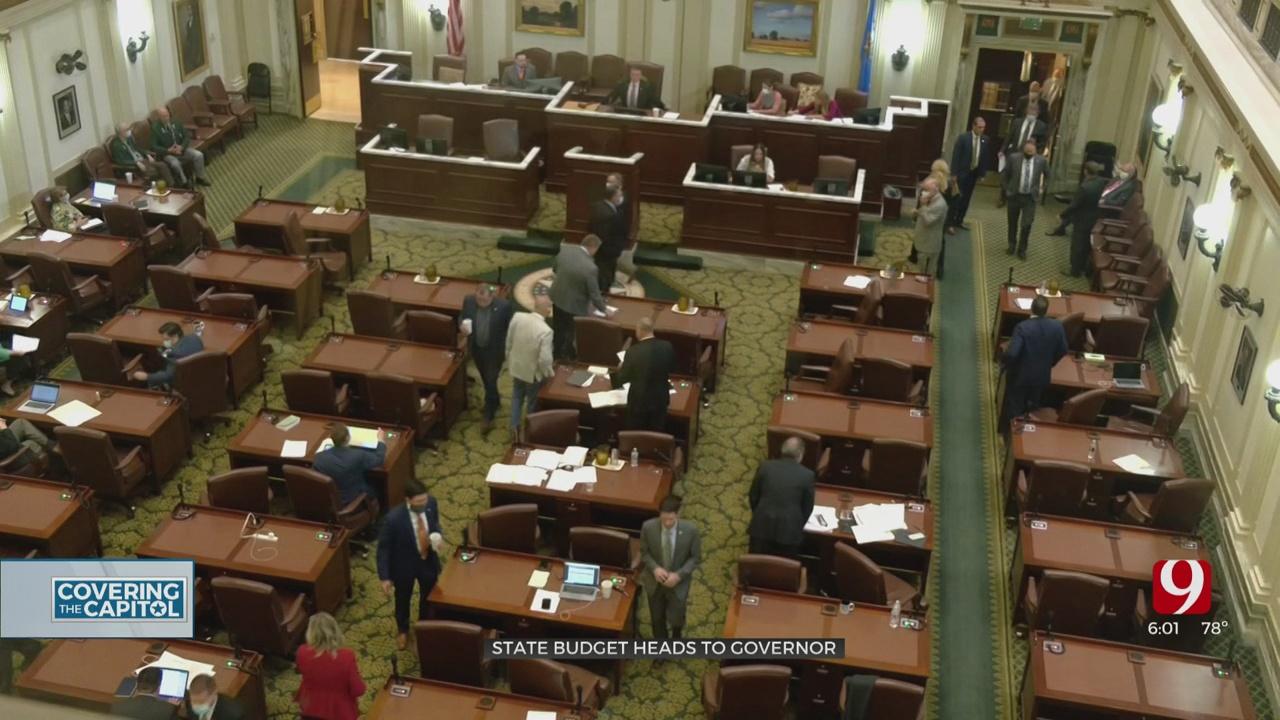 State Legislature Passes 2021 Budget Plan