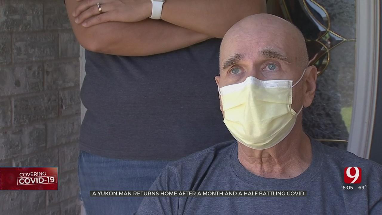 Yukon Man Returns Home After Battling Coronavirus (COVID-19) Since March