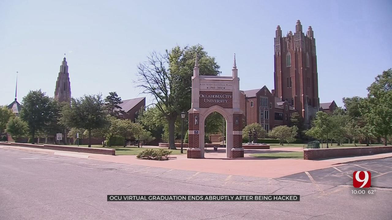 Oklahoma City University Virtual Graduation Ends After Hacker Posts Racist Images