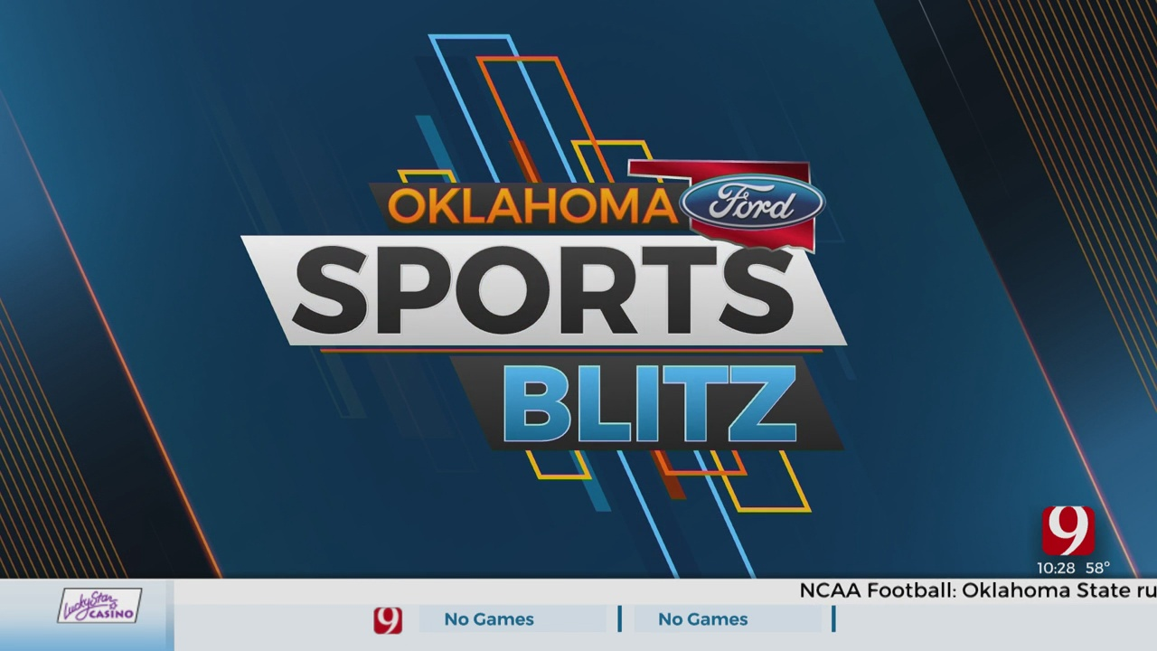 Oklahoma Ford Sports Blitz: May 10