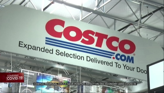 Costco Proposal Could Have Positive Impact On OKC Economy Amid COVID-19 Pandemic