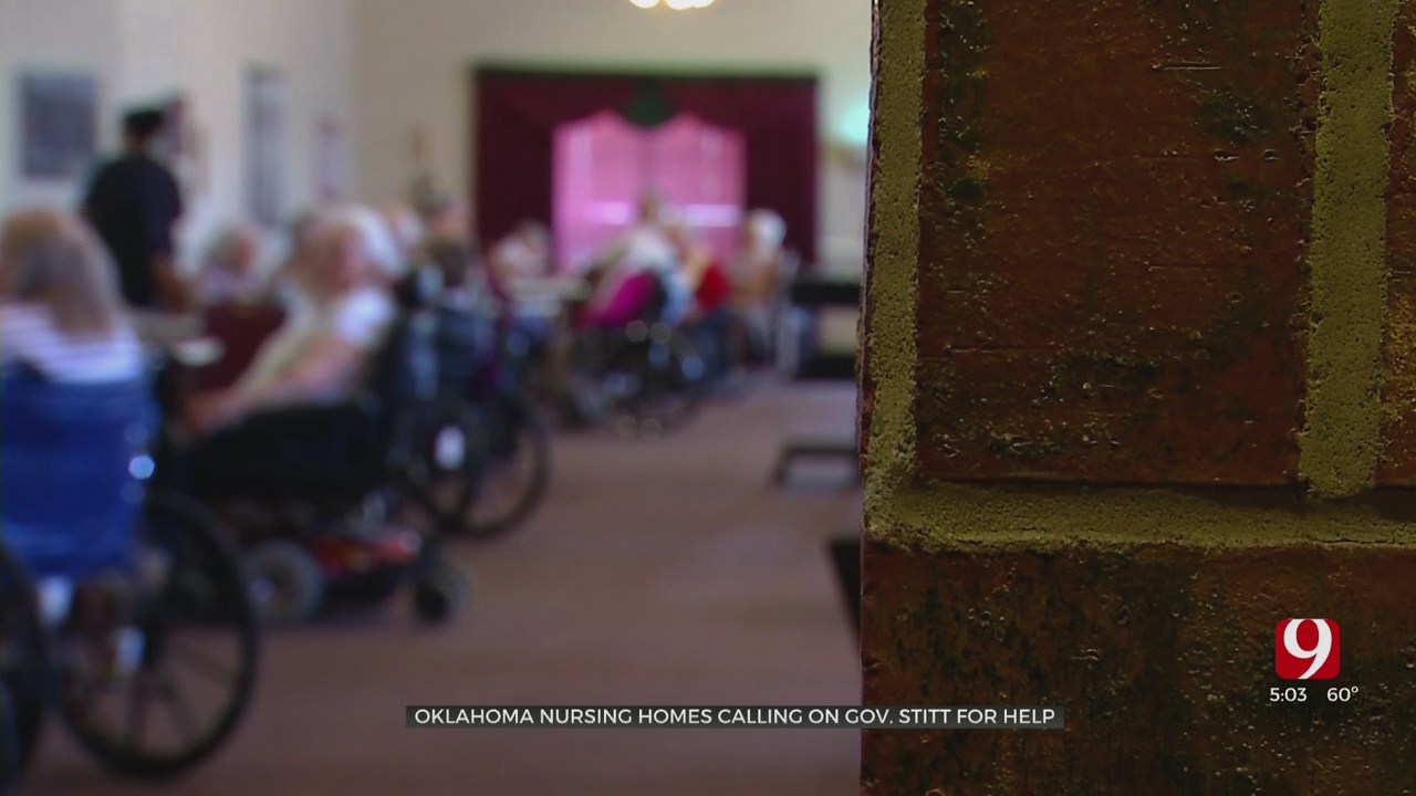 Oklahoma Nursing Homes In Desperate Need Of Relief During Coronavirus Pandemic