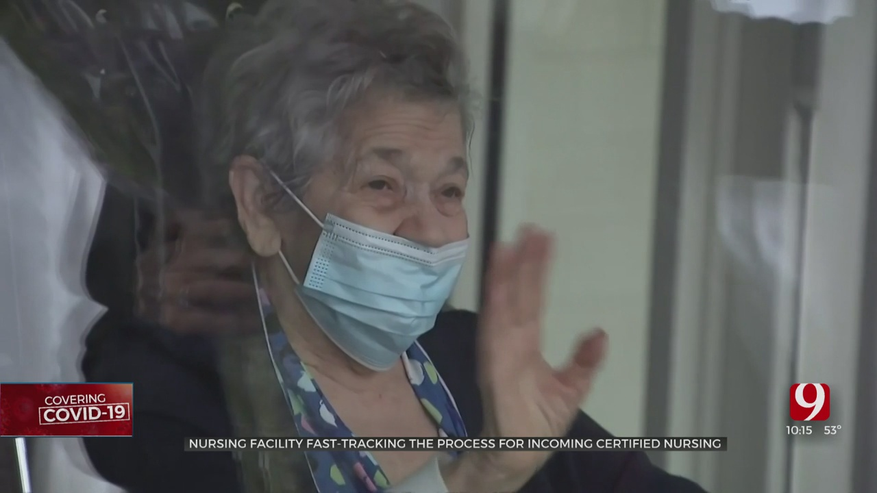 Local Nursing Home 'Fast Tracking' Classes For Certified Nursing Assistants