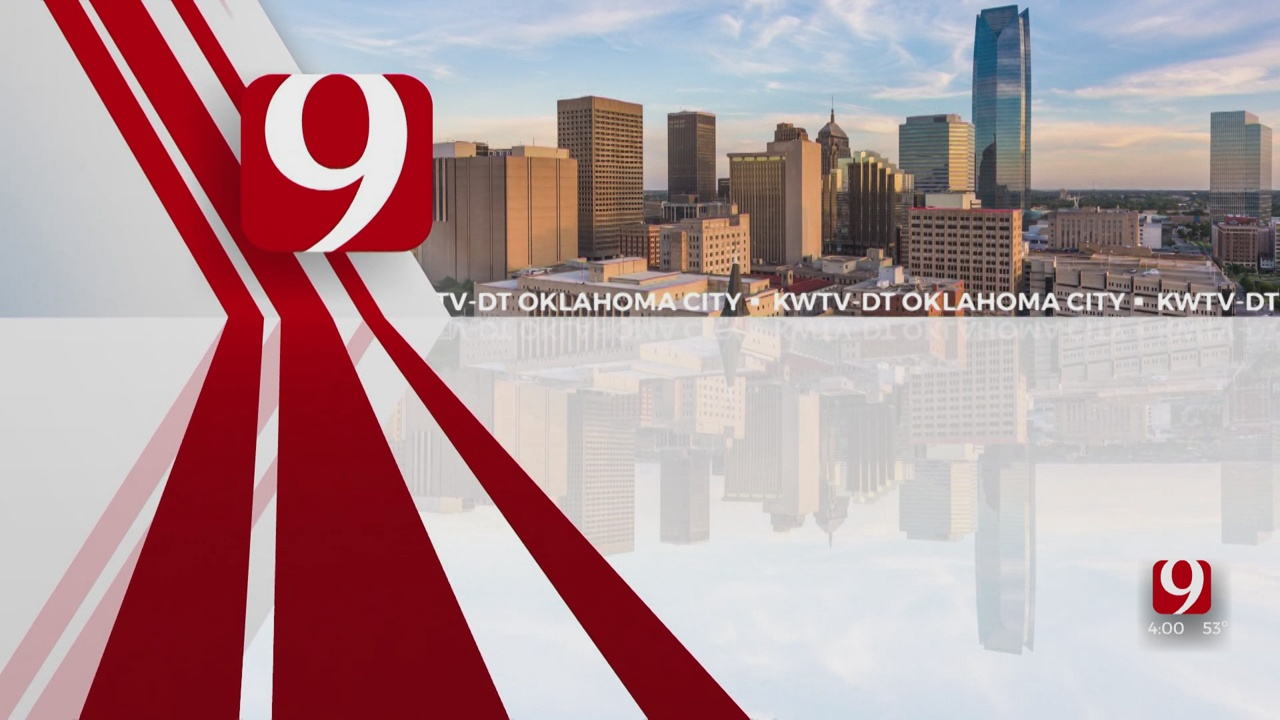 News 9 4 p.m. Newscast (May 12)