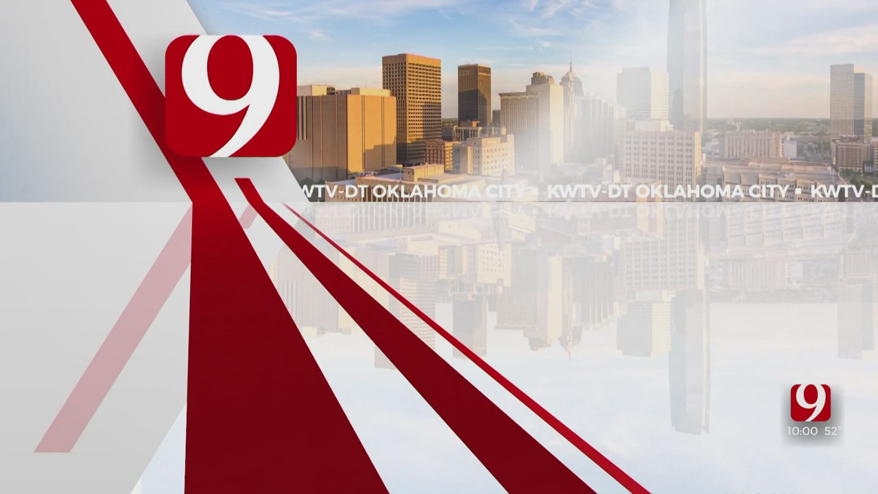 News 9 10 p.m. Newscast (May 12)