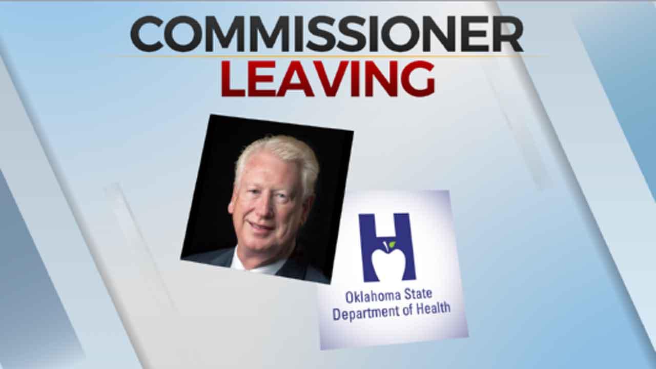 Commissioner Gary Cox Leaving OSDH