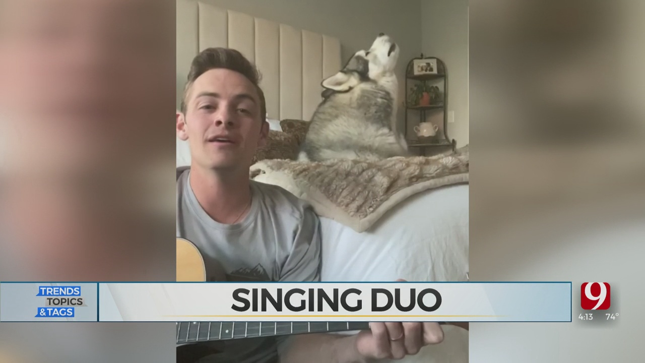 Trends, Topics & Tags: Singing Duo