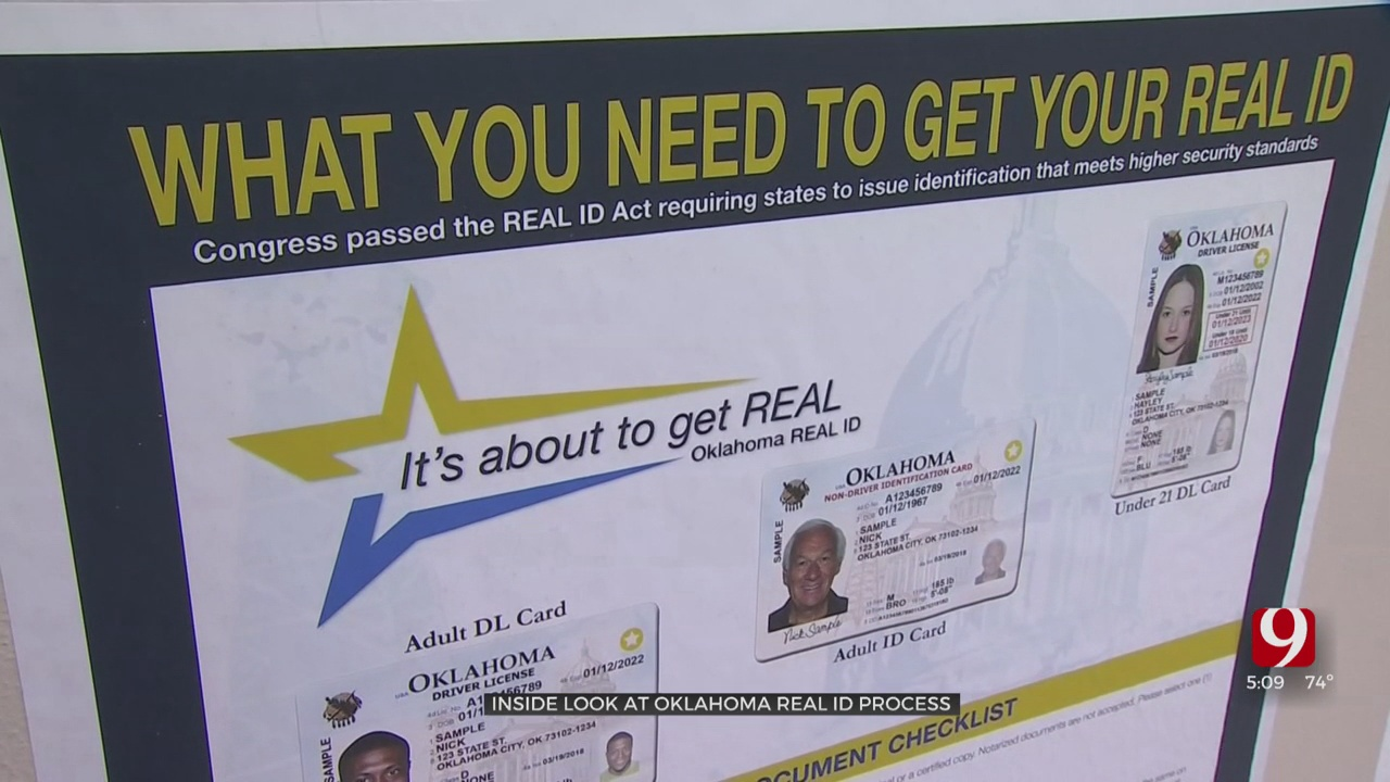 News 9 Reporter Goes Through The Process Of Getting A REAL ID
