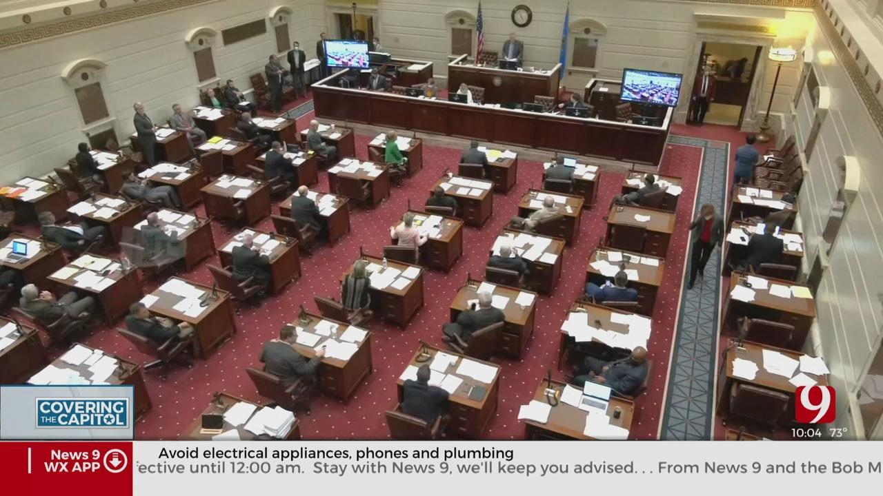 Legislature Overrides Governor's Veto of Budget