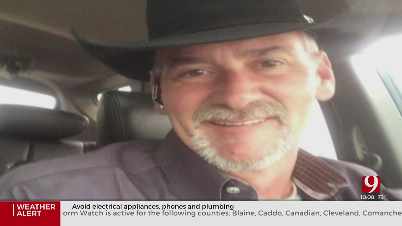 Family Seeks Answers As Search For Missing Hennessey Man Continues