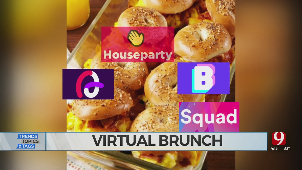 Trends, Topics & Tags: Virtual Brunch